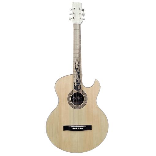 Guitarra Electroacústica Pino Ciprés